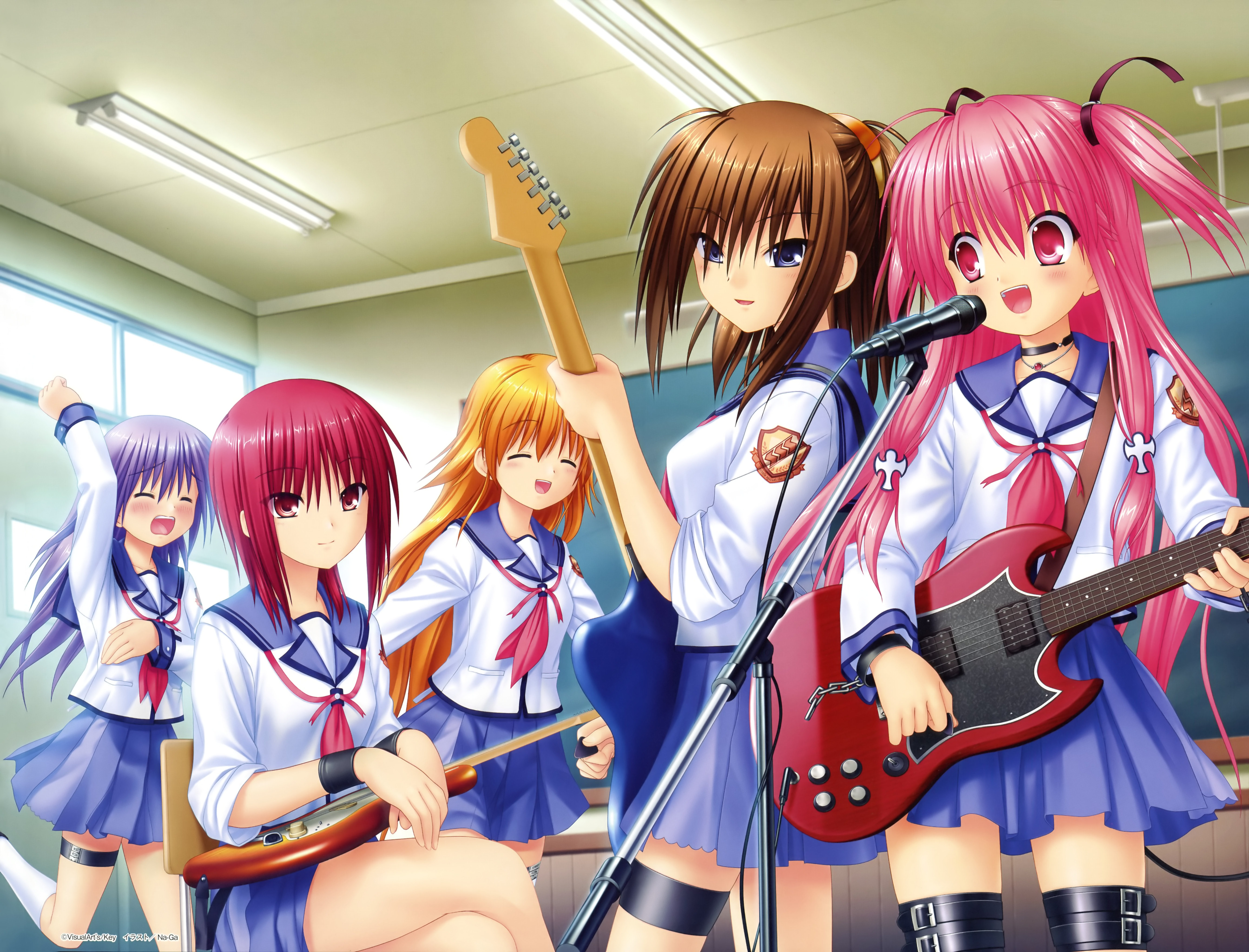 Angel Beats! GDM