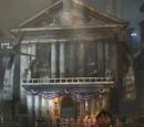 Gebäude in Arkham City