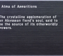 Atma of Apparitions