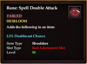 Eq spell slots