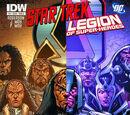 Star Trek/Legion of Super-Heroes Vol 1 3