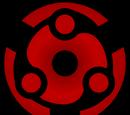 Elemento Quemar: Halo Huracán de la Flecha Negra Azabache Estilo Cero