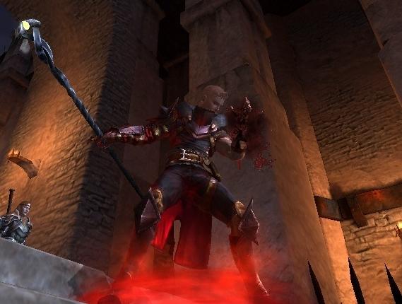 blood magic dragon age ii dragon age wiki