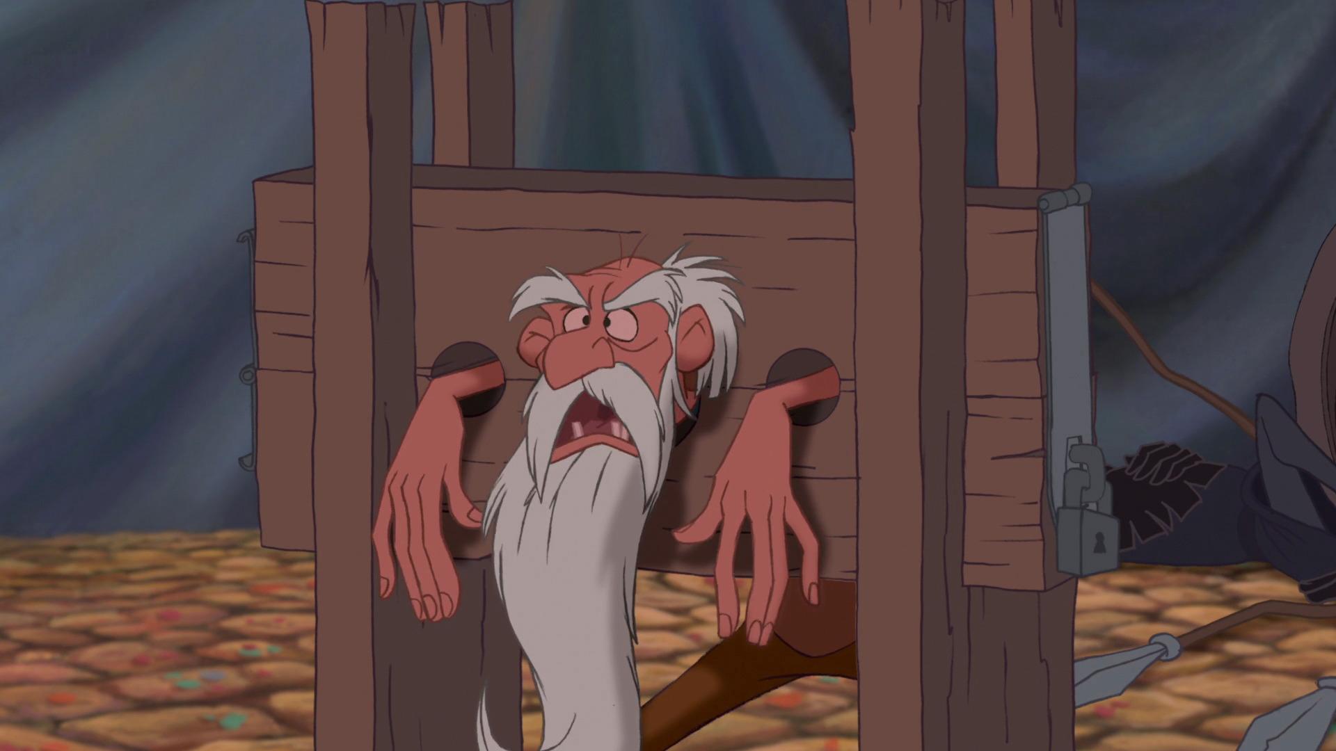 Old prisoner the hunchback of notre dame disney wiki