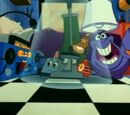 The Brave Little Toaster characters