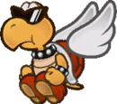 Paper Mario: Altered Dimensions/Tattle Log