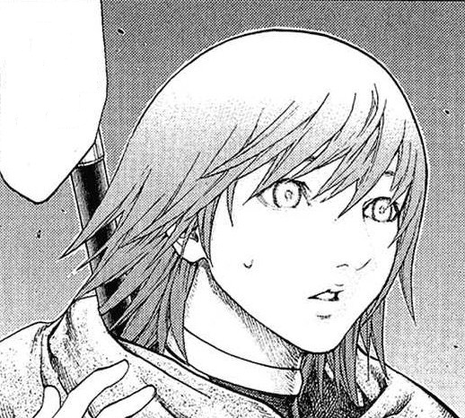 Image - Clarice.jpg - Claymore Wiki Claymore Clarice