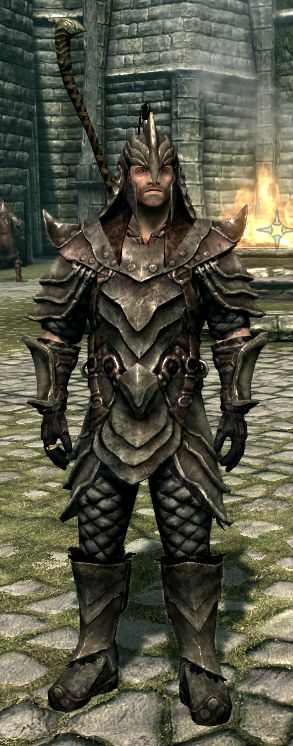 The Appearance of TES Armors: Orcish : teslore