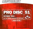 Mastermix Pro Disc 51: October 2004