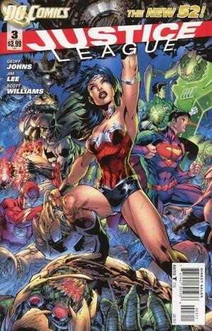 Justice League #3