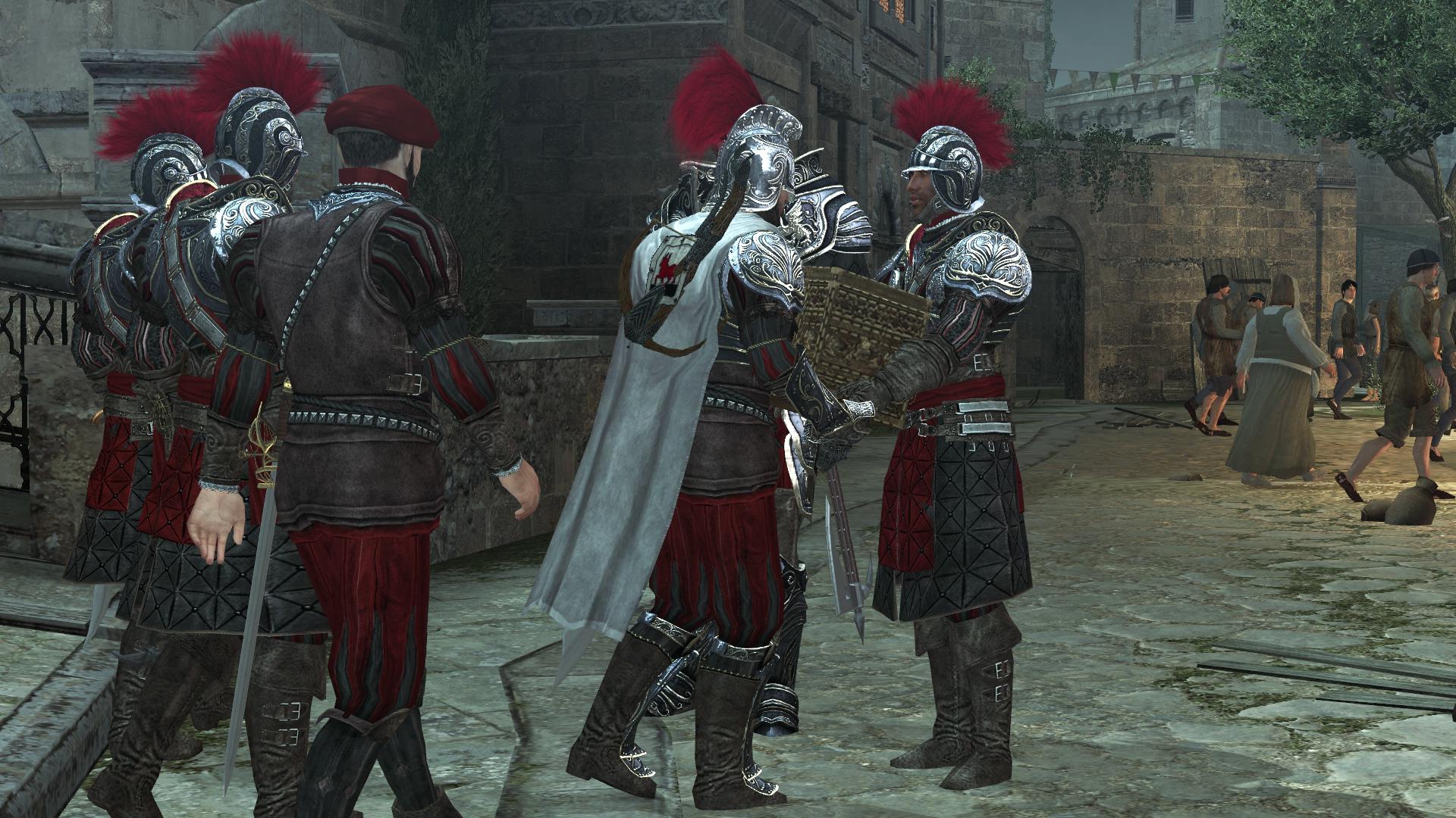 Assassin S Creed  Chest Under Villa
