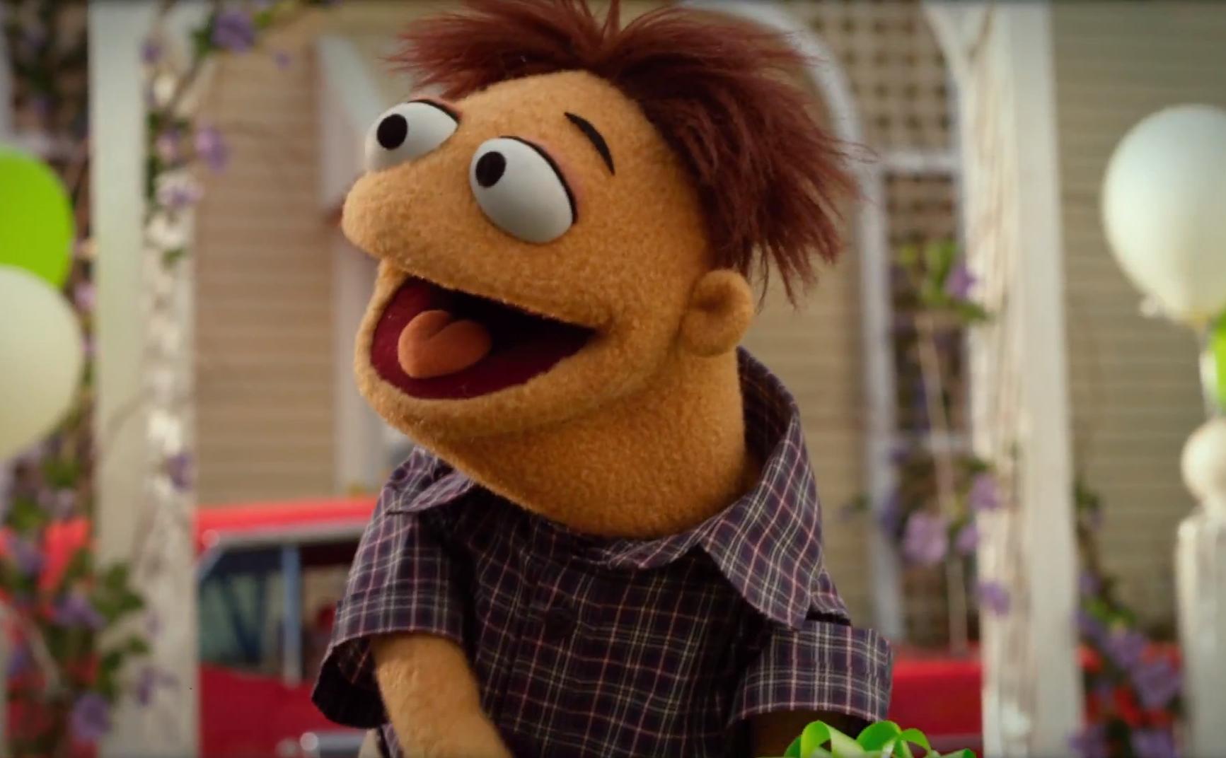 Save Big Bird >> Walter - Muppet Wiki