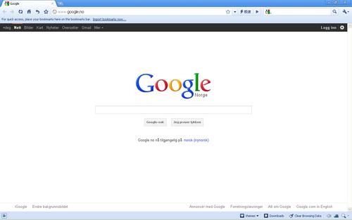 Как сделать чтобы был гугл