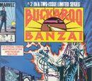 Buckaroo Banzai Vol 1 2