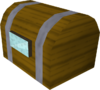 Puzzle casket (elite) detail