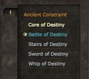 Ancient Constraint