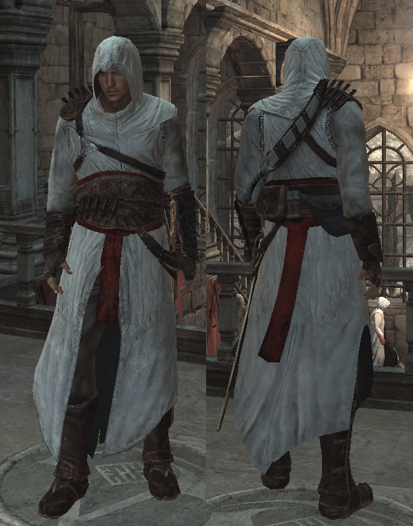 Altair Design Patterns