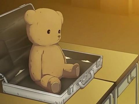 Teddy Teddy_Bear