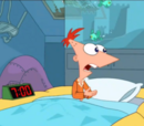 Phineas and Ferb's unnamed fish
