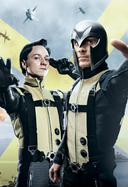 ... - Xmen first class prof x magneto.png - X-Men Movies Wiki - Wikia X Men Days Of Future Past Photos