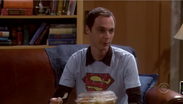 Sheldon explaining Thai food