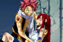 Injured Erza tells Natsu that he has to save Lucy.jpg