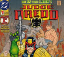 Judge Dredd Titles