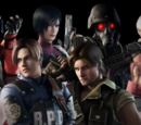 Operation Raccoon City minigames