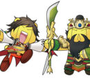 Dynasty Warriors Next DLC Images