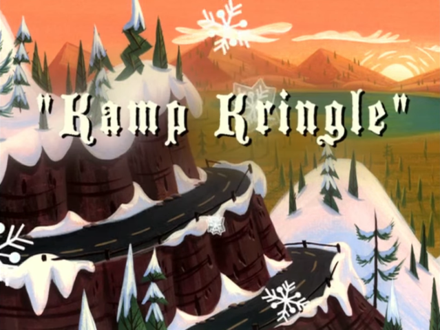 Kamp kringle christmas specials wiki