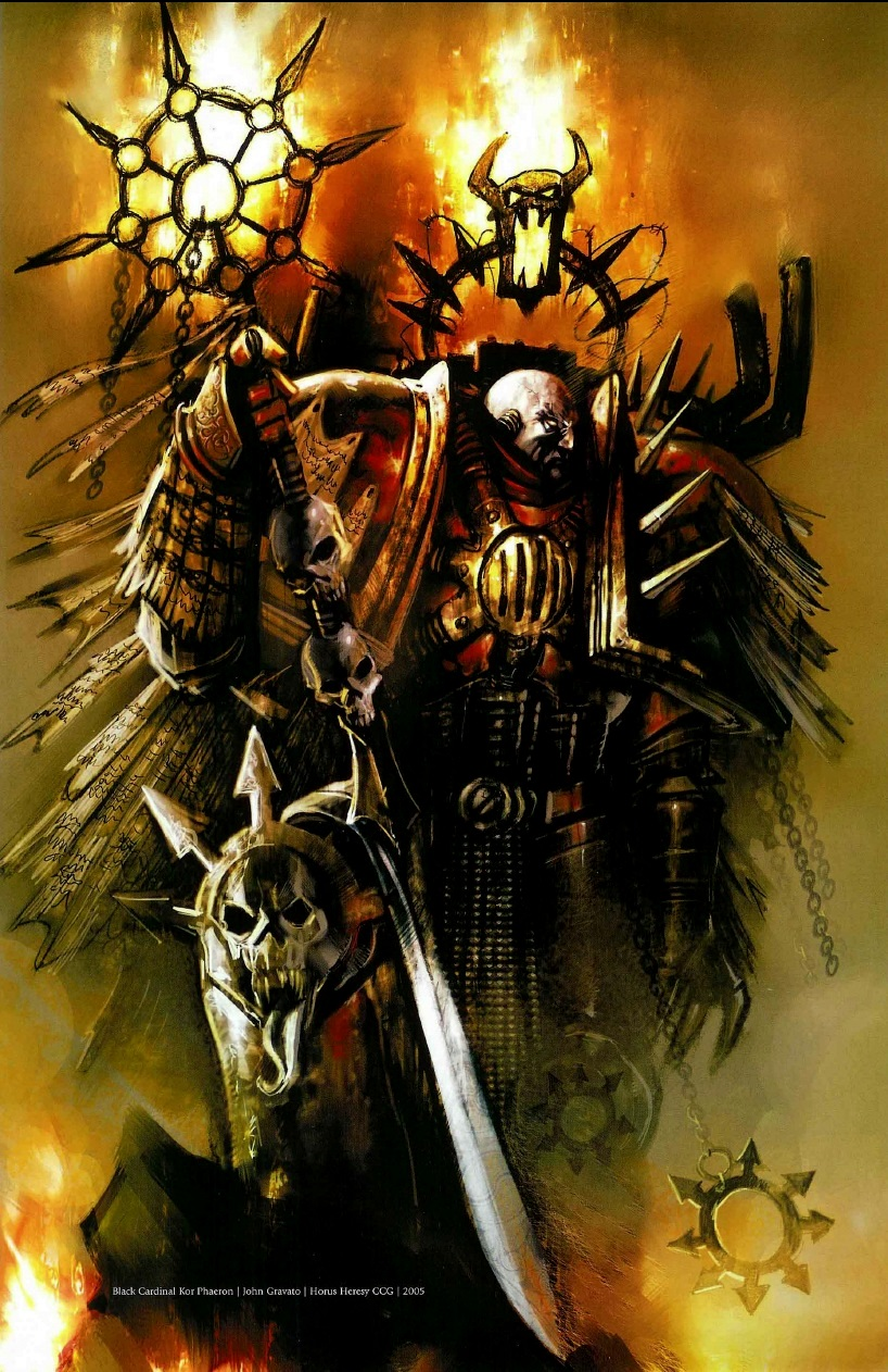 Phaeron warhammer 40k wiki space marines chaos planets and more