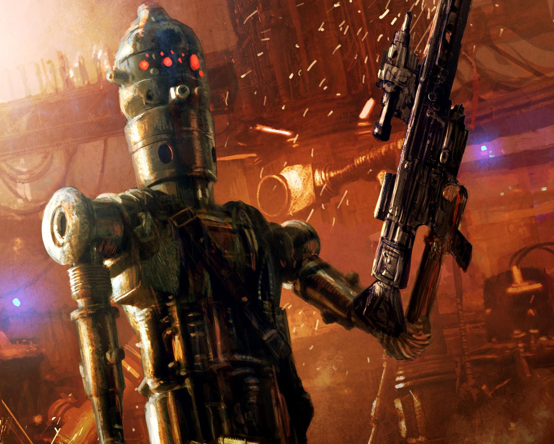 IG-88 assassin droid - Wookieepedia, the Star Wars Wiki