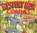 Mystery Men Comics Vol 1 28