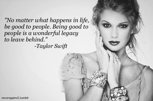 Taylor Swift quotes - ...