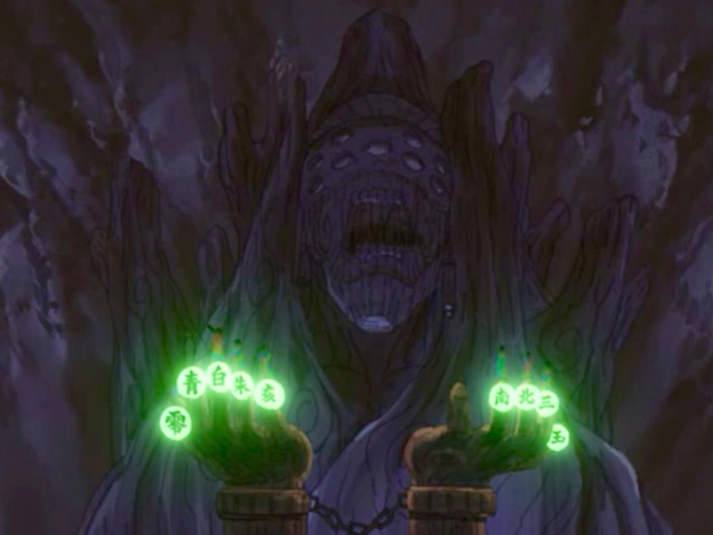 Akatsuki Rings ... Orochimaru Akatsuki Ring