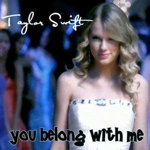 You Belong with Me (ly...