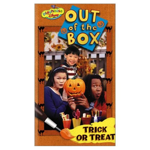 Out Of The Box Trick Or Treat Other Holiday Specials Wiki