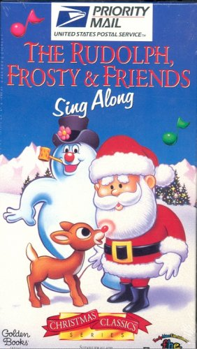 The Rudolph Frosty Amp Friends Sing Along Christmas