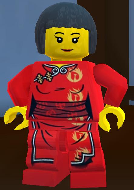 LEGO Ninjago Jay and Nya
