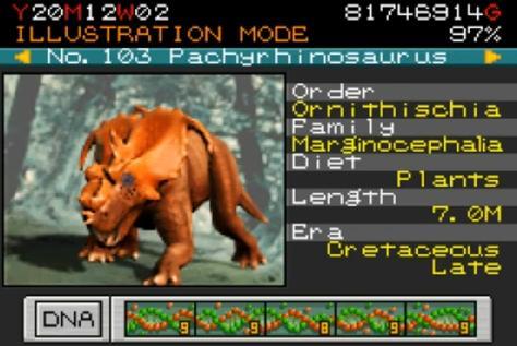 pachyrhinosaurus jurassic park  Pachyrhinosaurus from Jurassic Park