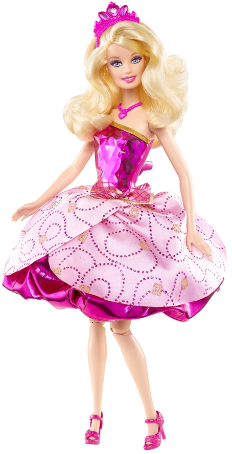 Barbie a fashion fairytale doll