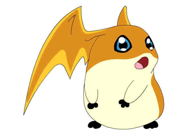 Go Back > Gallery For > Digimon Patamon