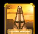 Eric Olafson Midshipman GC VIII