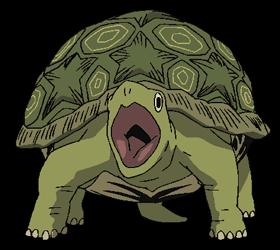 Bucking Horse Dino { BATTLE ID } || { Ridiculous Man } Enzo_turtle