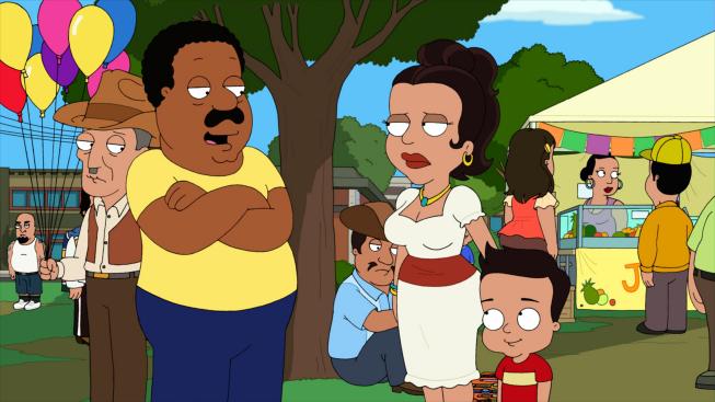 There Goes El Neighborhood - The Cleveland Show Wiki - Seth MacFarlane ...
