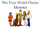 The Very Weird Pinata Monster
