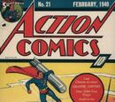 Action Comics Vol 1 21