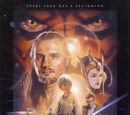 Plakáty a obaly Epizody I: Skrytá hrozba