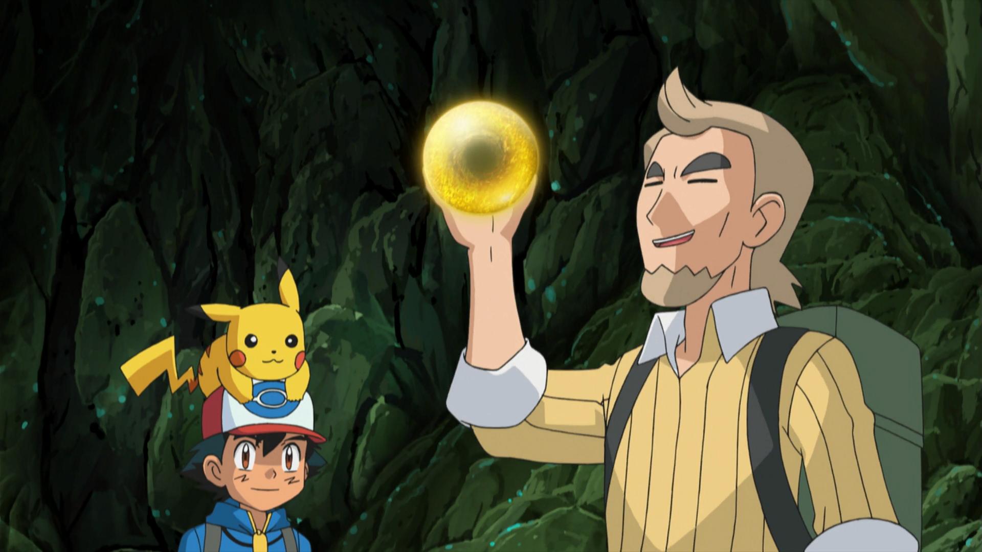 Pokemon Cofagrigus Episode BW066: Explorers of th...