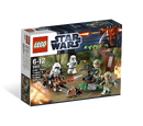 9489 Endor Rebel Trooper & Imperial Trooper Battle Pack
